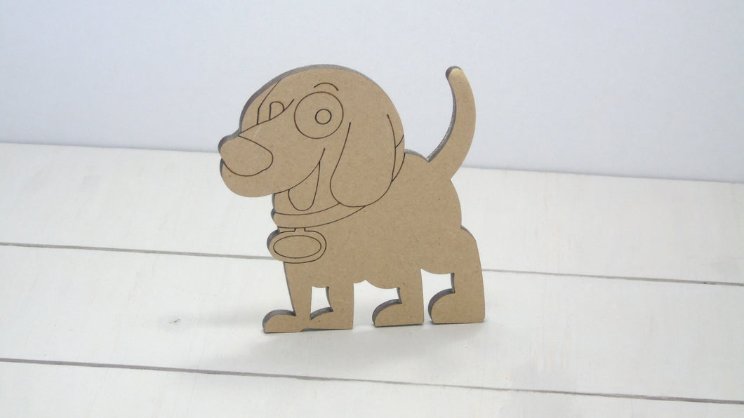 Dog Cute 4cm -12cm (Packs Of 10)