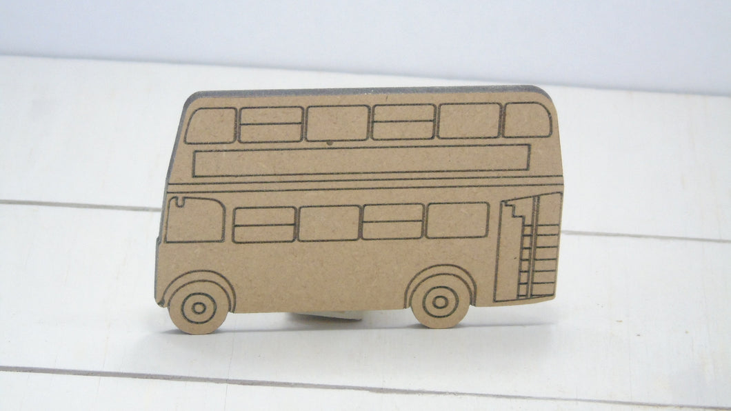 London Bus  4cm to 12cm (Packs Of 10)