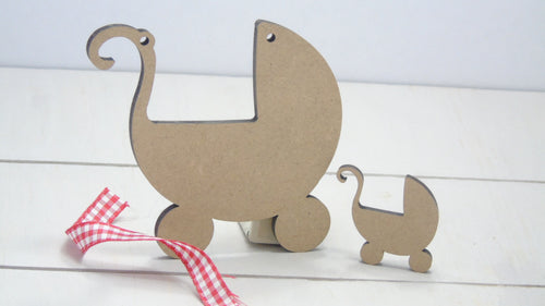 Prams 4cm -12cm (Packs Of 10)