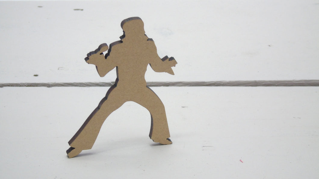 Elvis 4cm -12cm (Packs Of 10)