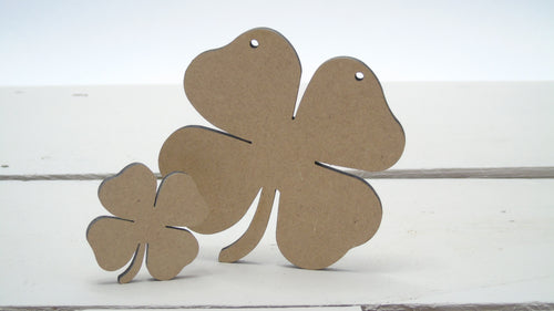 Clover 4cm -12cm (Packs Of 10)