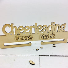 Personalised Medal Holders - Various Sports/Hobbies