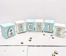 Name / Word Blocks ( Small 3.5cm )