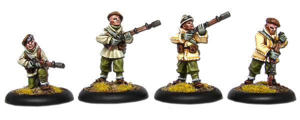 French Foreign Legion Grenadiers