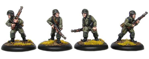 Fallschirmjäger with Rifles II