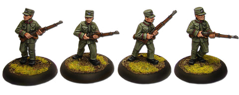 Norwegian Riflemen 1