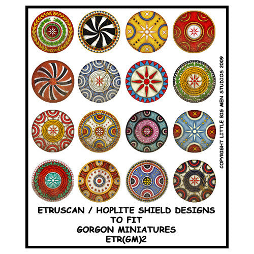 Etruscan/Hoplite Shield Transfers 2