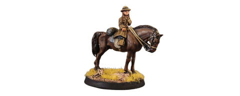 Farmer's Daughter (Mounted)