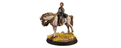 Hired Hand (Mounted)