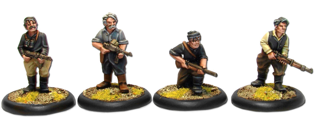 Greek Partisans I