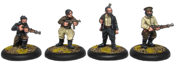 Greek Partisans II