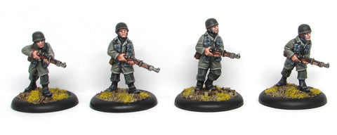 Fallschirmjäger with Rifles I