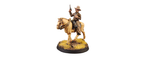 Outlaw Gang Leader (Mounted)