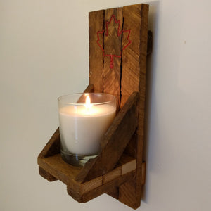Tobacco Stick - Wall Mounted Candle Holder