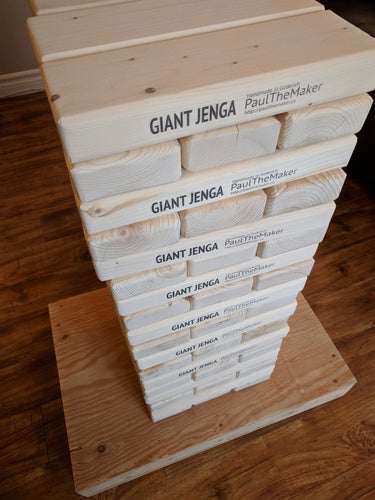 Giant Jenga Set