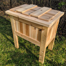 Cedar Patio Cooler