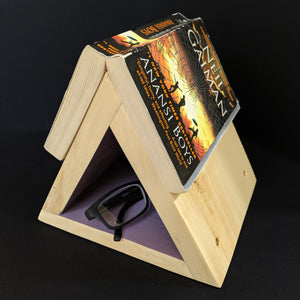 Triangle Book Stand