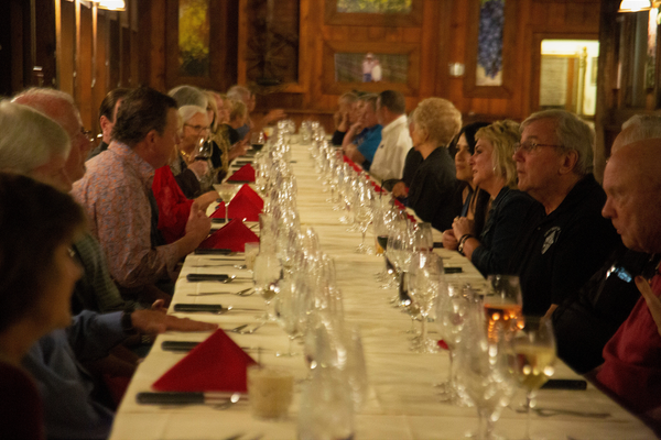 Summer Oasis Vintner's Dinner Event Thursday, July 25th, 2019