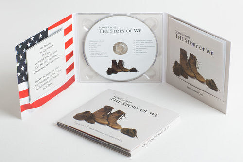The Story of We Music CD