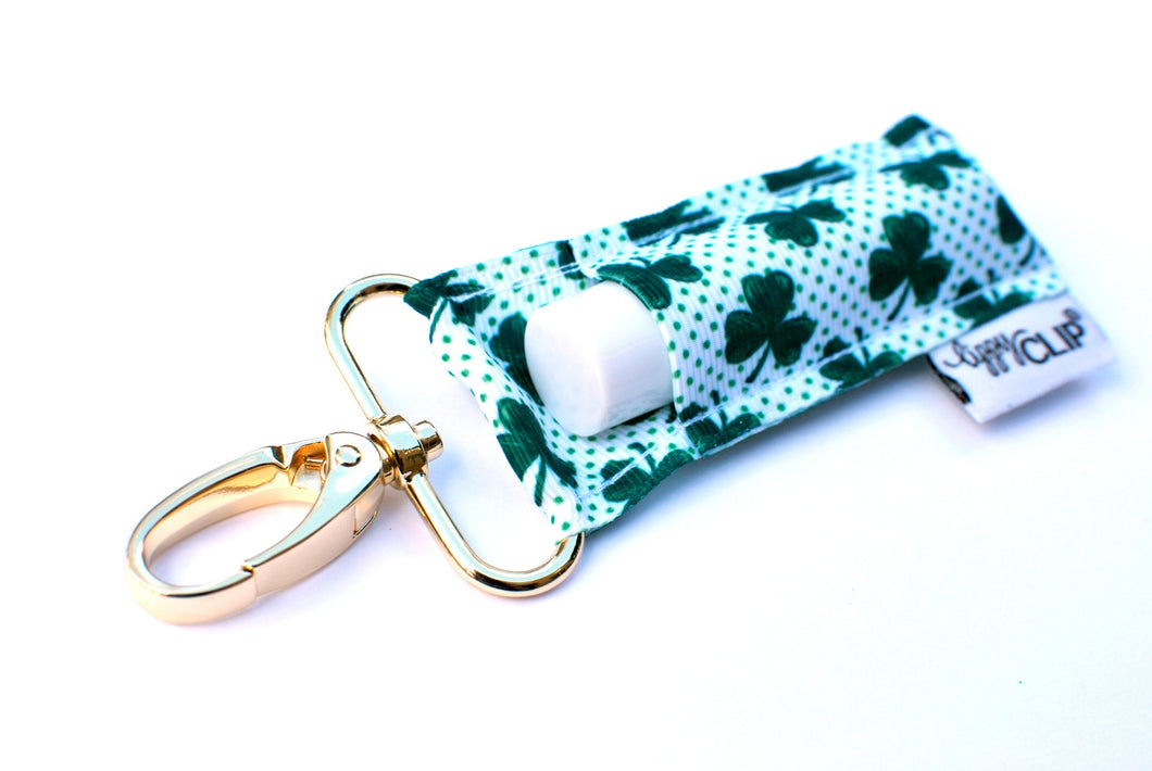 LippyClip® Clovers and Dots