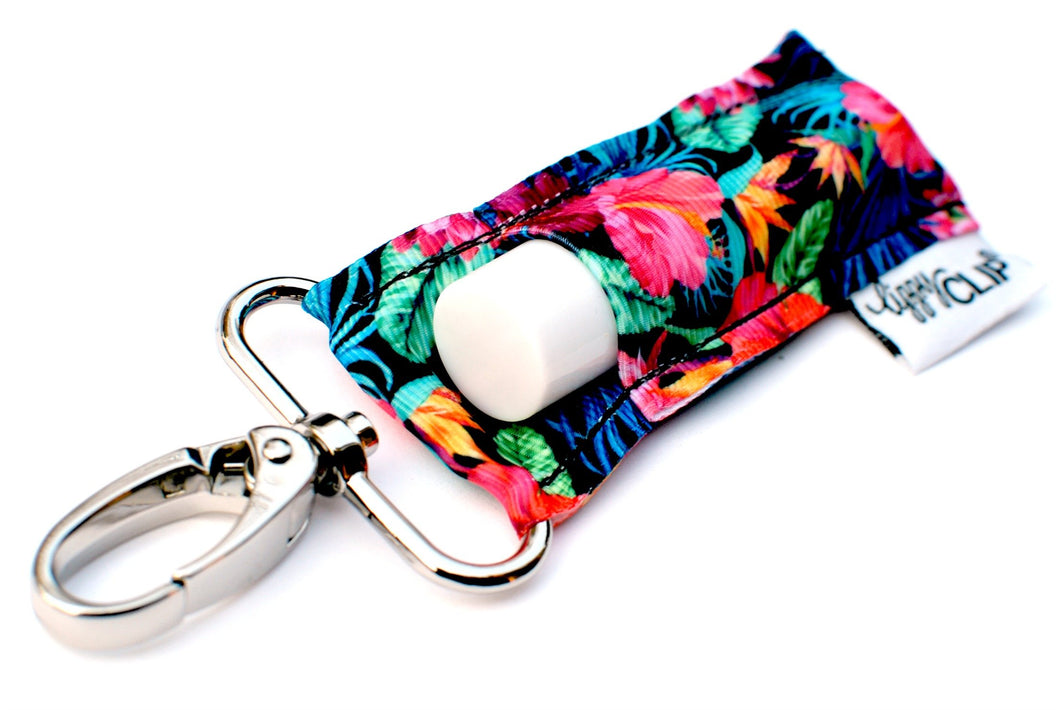 LippyClip® Neon Tropical Floral