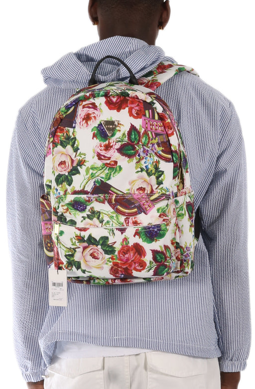 Joyrich Jukebox Floral Backpack (JOYU13D7BG)