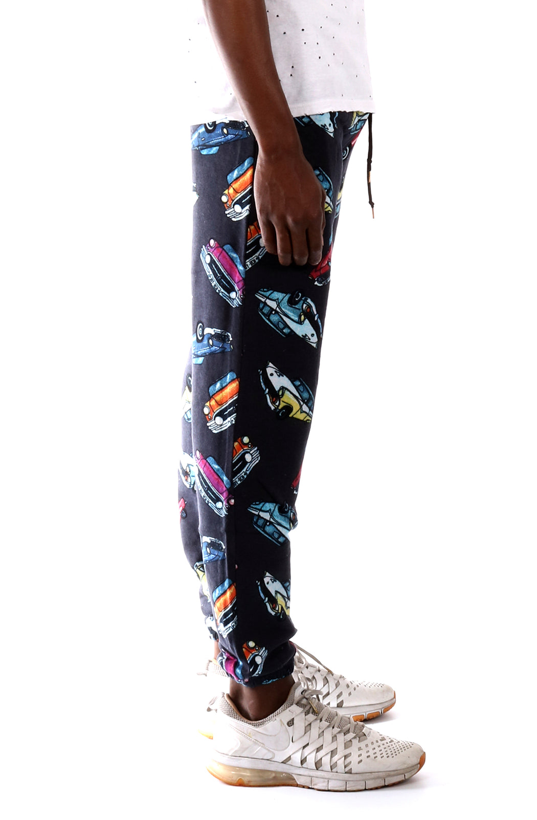 Joyrich Car Camp Terry Pants (JOYH1348PT)