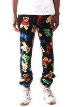 Joyrich Teddy Bear Velour Pants (JOYH1301PT)