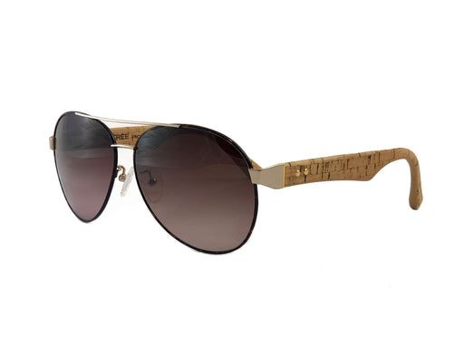 DIA Lenses by Ayisha & Ashley Diaz Collection Classic Aviator Brown