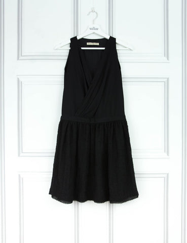 BALENCIAGA CLOTHING Delicate a-line dress with tulle 10UK- My Wardrobe Mistakes