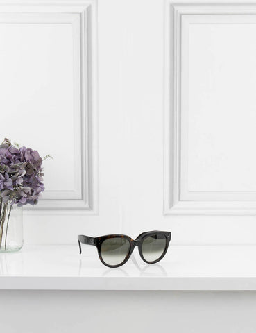 CELINE ACCESSORIES Cat eye sunglasses