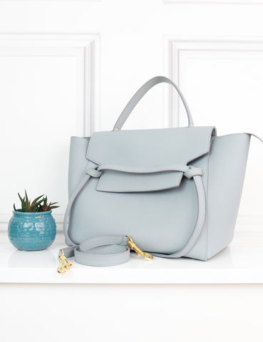 CELINE BAGS One size / Light blue CELINE Mini Belt Bag