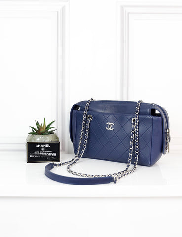 CHANEL BAGS One size / Blue CHANEL Camera Bag