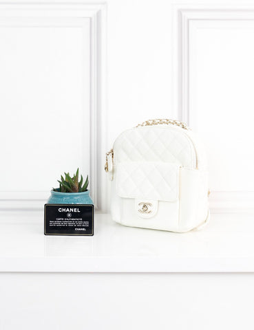 CHANEL BAGS One size CHANEL CC Day Backpack