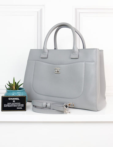 CHANEL BAGS One size / Grey CHANEL Neo Executive Tote Bag Medium