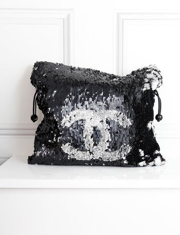 Chanel multicolour Summer Nights sequins tote bag- My Wardrobe Mistakes
