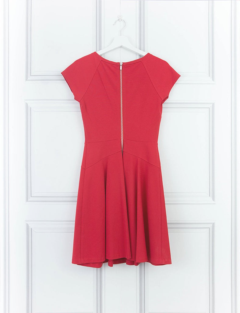 DIANE VON FURSTENBERG CLOTHING Skater dress