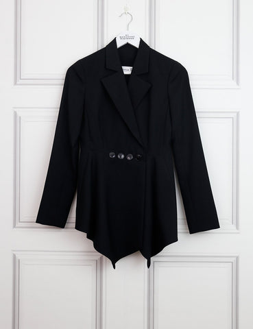 DIOR CLOTHING 8uk / Black DIOR Bar Jacket