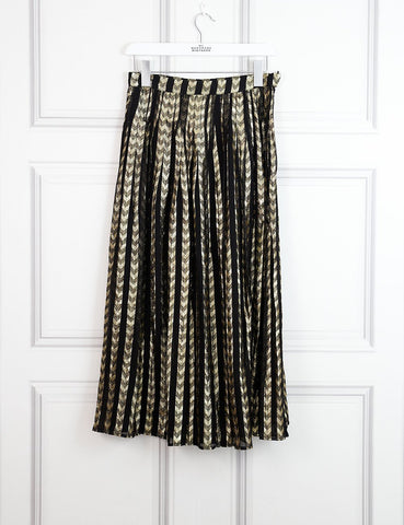Dodo Bar Or multicolour Brenda maxi skirt 10 UK- My Wardrobe Mistakes