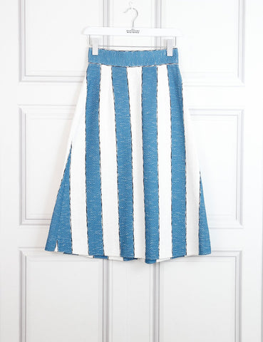 Dolce&Gabbana multicolour striped pencil skirt 6Uk- My Wardrobe Mistakes