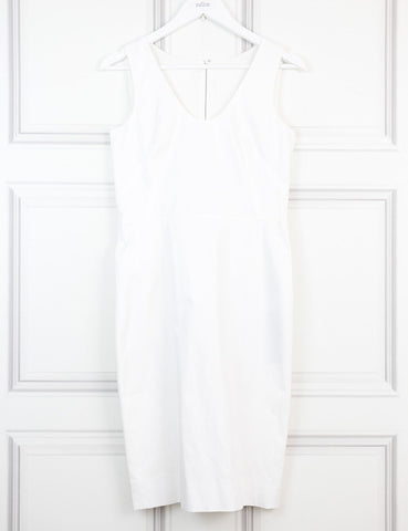 Dolce&Gabbana white shift dress 10Uk- My Wardrobe Mistakes