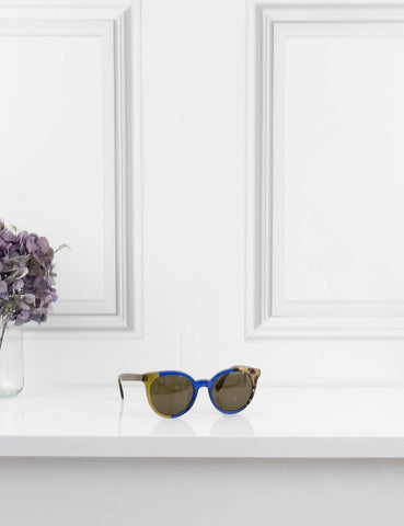 FENDI ACCESSORIES Round modern sunglasses