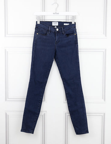 Frame blue jean le skinny de Jeanne 8UK- My Wardrobe Mistakes