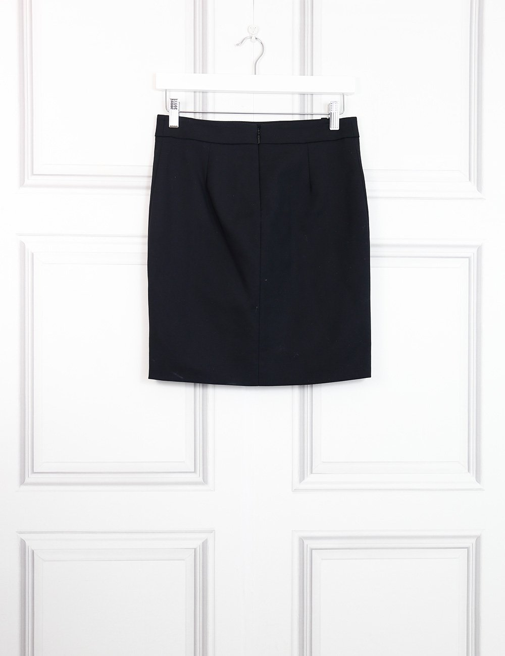 GUCCI BLACK PENCIL SKIRT WITH HORSEBIT DETAIL 6UK- My Wardrobe Mistakes