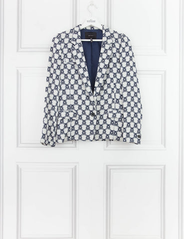 ISABEL MARANT CLOTHING Malone blazer jacket 8UK- My Wardrobe Mistakes