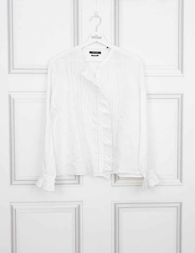 ISABEL MARANT CLOTHING Namos blouse