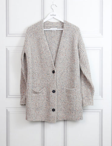 ISABEL MARANT ETOILE CLOTHING 10UK-42IT-38FR / Multicolour ISABEL MARANT ETOILE Oversized cardigan