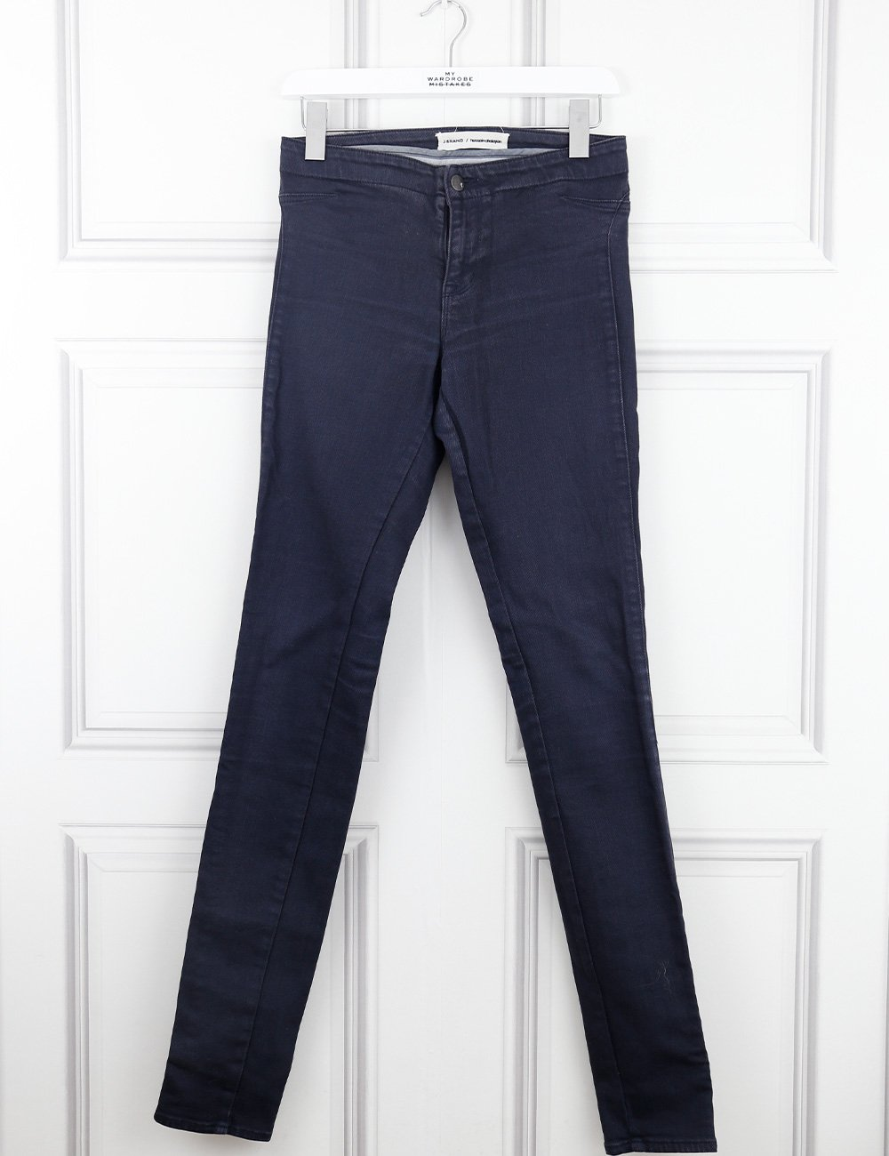 J Brand black Hussein Chalayan jeans 10UK- My Wardrobe Mistakes