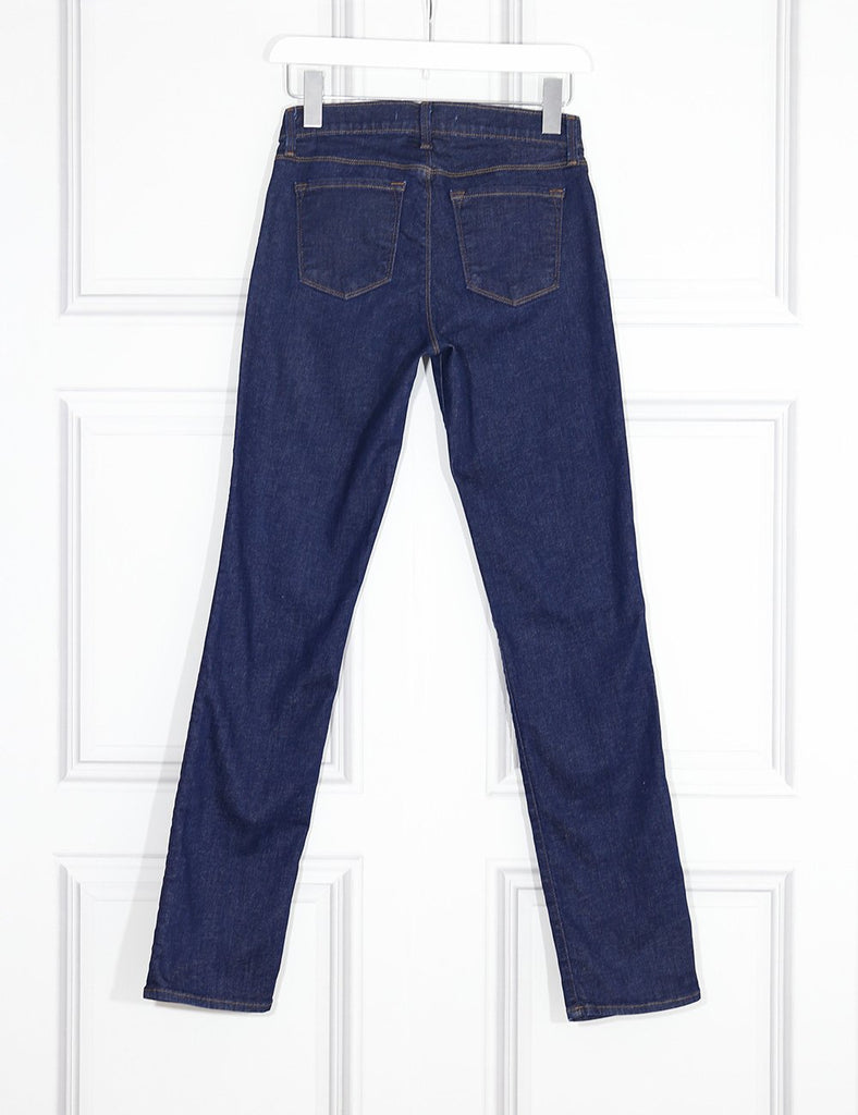 J Brand blue Vortex jeans 6UK- My Wardrobe Mistakes