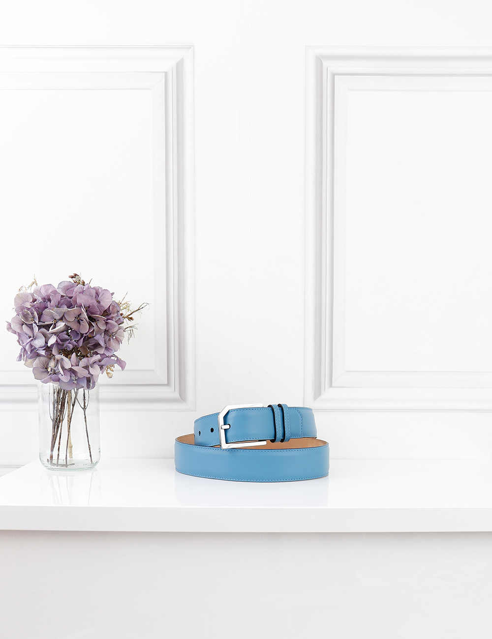 JIMMY CHOO ACCESSORIES Leather belt